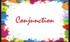 contoh kalimat conjunction